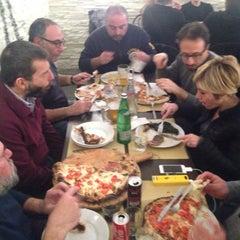 Photo taken at Il Grottino by Arabear on 3/8/2014