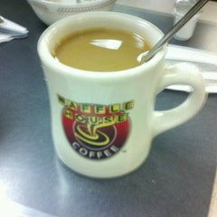 Photo taken at Waffle House by Mike S. on 2/2/2013