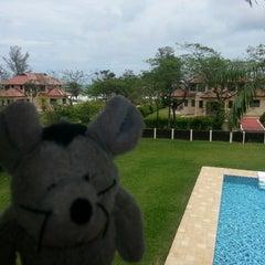 Photo taken at Bintan Lagoon Resort by Stephen O. on 2/24/2013