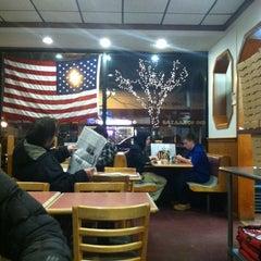 Photo taken at Pizza Palace by Ruben W. on 3/8/2014