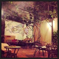 Photo taken at Bohemia Tea House by Andra S. on 4/27/2013