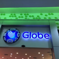 Photo taken at Globe Telecom by marie εїз on 2/26/2014