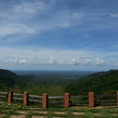 Photo taken at Mirante Boa Vista by Hugo R. on 4/21/2014