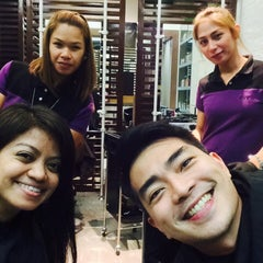 Photo taken at Bench FIX Salon by Judd S. on 4/21/2015