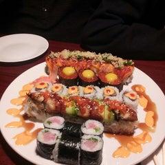 Photo taken at Tokyo Sushi by Ronita G. on 3/2/2014