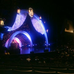 Photo taken at Gibson Amphitheatre by edninja on 4/7/2013