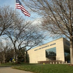 Photo taken at Gerald R. Ford Presidential Museum by Shelley G. on 1/15/2013