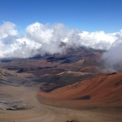 Photo taken at Haleakalā National Park by Björn on 3/10/2013