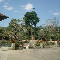 Photo taken at Khaolak Merlin Resort Phang Nga by James S. on 2/8/2015