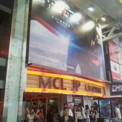 Photo taken at MCL JP Cinema 銅鑼灣戲院 by arsie 0. on 6/29/2013