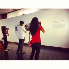 Photo taken at Vargas Museum by randel on 2/7/2015