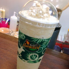 Photo taken at Cafe' Amazon by 🇹🇭 Nutz 🇹🇭 on 10/26/2014