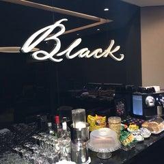 Photo taken at MasterCard Black Lounge by Eduardo S. on 1/28/2014