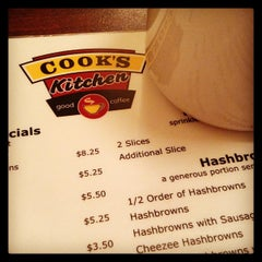 Photo taken at Cook's Kitchen by Stephanie H. on 3/5/2013