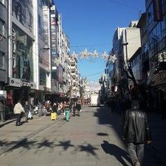 Photo taken at Baglarbasi Carsisi by Ayşenur K. on 12/25/2014