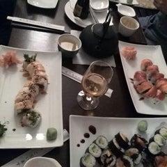 Photo taken at Geisha Sushi Bar by Veronika P. on 9/19/2014