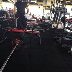 3/4/2014 tarihinde ⚜Serdar⚜ Ş.ziyaretçi tarafından EFC Fitness Spa&Club'de çekilen fotoğraf