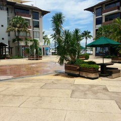 Photo taken at Royal Phuket Marina by Ponn P. on 9/22/2012