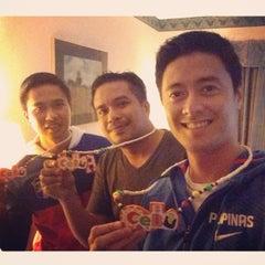 Photo taken at Days Hotel, Mactan, Cebu by Mark Z. on 8/1/2014