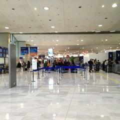 Photo taken at Terminal 2C by Vladimir V. on 12/24/2012