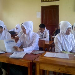Photo taken at SMKN 2 Barru, by Ahmad I. on 4/2/2013