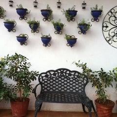 Photo taken at Aishwarya Residence by Fawas N. on 4/29/2014