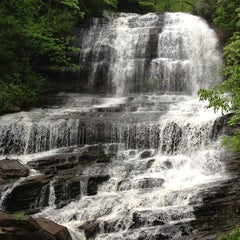 Photo taken at Pearson's Falls by toferadenbryce on 5/3/2013