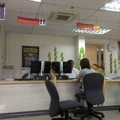 Photo taken at AmBank by Khai on 8/19/2013