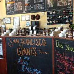 Photo taken at Philz Coffee by Natasha H. on 5/6/2013