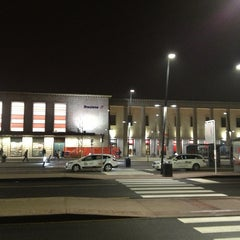 Photo taken at Stazione Padova by Siro D. on 1/29/2013