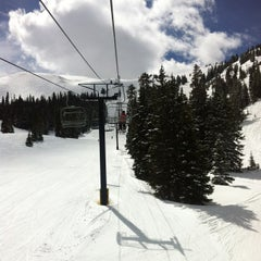 Photo taken at Copper Mountain by Kyle Z. on 3/30/2013