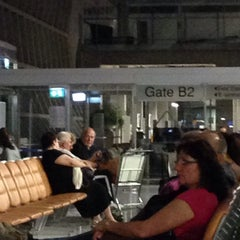 Photo taken at Gate B2 by Gutty on 9/14/2014