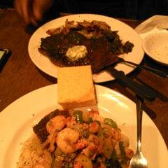 Photo taken at Boudreaux's Louisiana Kitchen by Devin C. on 12/6/2014