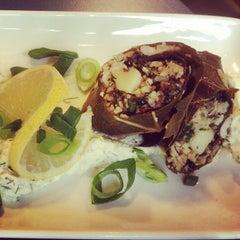 Photo taken at SAF Restaurant by Mattin N. on 10/26/2012