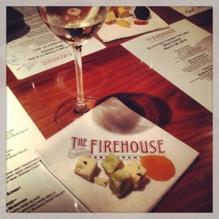 Photo taken at The Firehouse Restaurant by kW on 12/11/2013