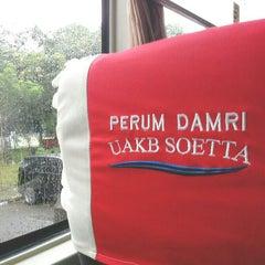 Photo taken at Terminal DAMRI Gambir by frisnady a. on 1/14/2015