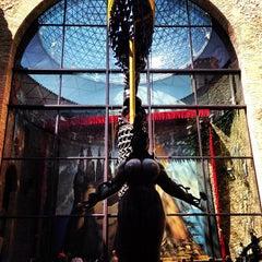 Photo taken at Teatre-Museu Salvador Dalí by Andrey M. on 4/16/2013
