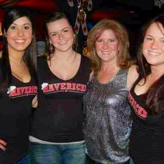 Photo taken at Mavericks Nightclub by Becca D. on 5/4/2014