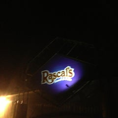 Photo taken at Rascals Food & Fun by Max K. on 1/5/2013