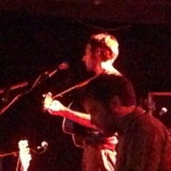 Photo taken at Brighton Music Hall by Allen C. on 4/15/2013