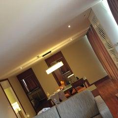 Photo taken at Bandara Suites Silom by Kevin K. on 5/27/2013
