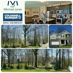 Photo taken at COLDWELL BANKER King Thompson by M J. on 4/20/2016
