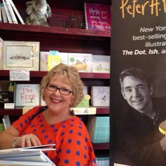 Photo taken at Blue Bunny Books by Amanda M. on 7/20/2013
