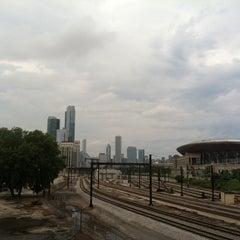 Photo taken at 18th Street Bridge by Jose S. on 7/12/2014