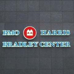Photo taken at BMO Harris Bradley Center by Cedar B. on 3/30/2013