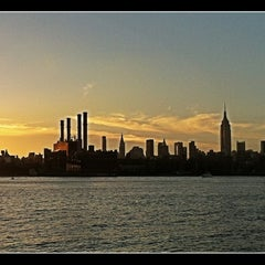 Photo taken at East River Ferry - North Williamsburg Terminal by Robert G. on 7/6/2013
