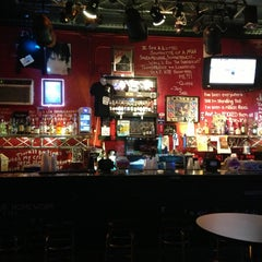 Photo taken at Deep South Bar by Aaron S. on 3/1/2013