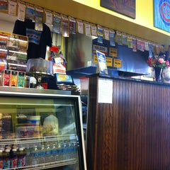 Photo taken at Hot Diggity Dogs by Sabrina S. on 6/30/2013