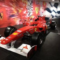 Photo taken at Ferrari World Abu Dhabi by Gonggui A. on 1/3/2013