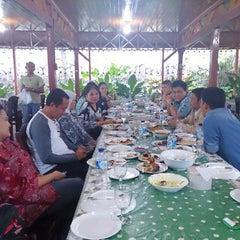 Photo taken at Mapanget Indah Resto by Nova R. on 6/27/2013